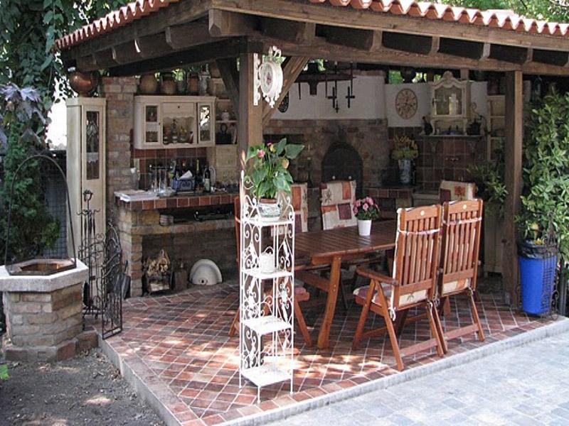 Pomysl Na Letnia Kuchnie W Ogrodzie Pro Planta Brodnica Home Home Decor Decor