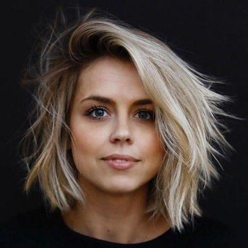 Kurzhaarfrisuren 2018 - Trends-Überblick und inspirierende Ideen #haircuts