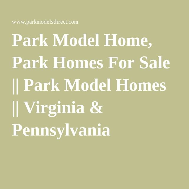 Model homes for sale virginia