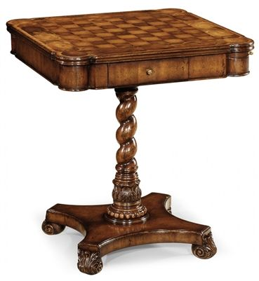 Chess game table, upscale home furnishings