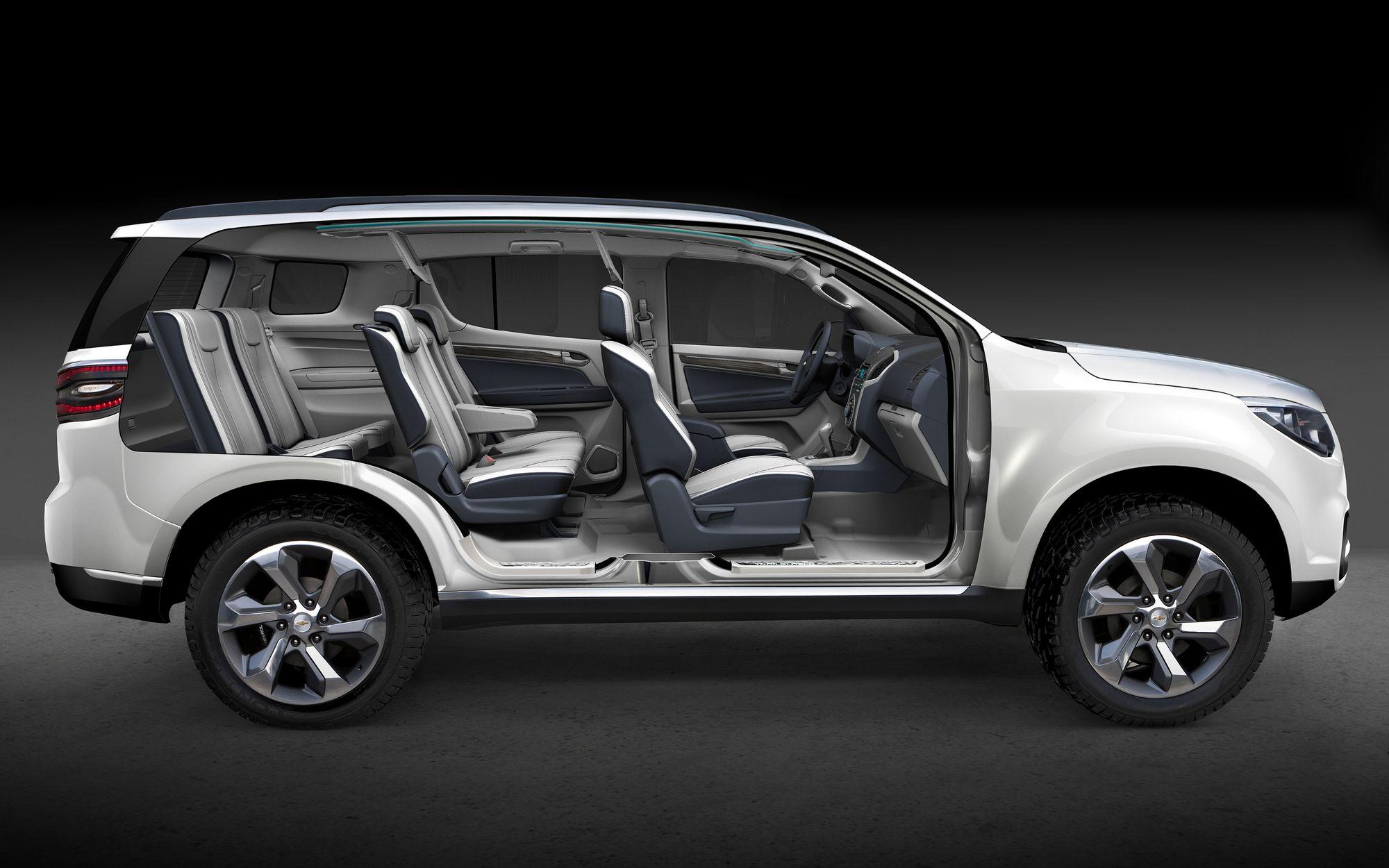 2012 Chevrolet Traverse Chevrolet Trailblazer Chevy Trailblazer Suv