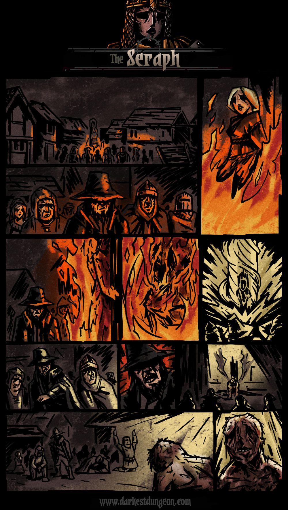 Darkest Dungeon Darkest Dungeon Dark Fantasy Dungeon