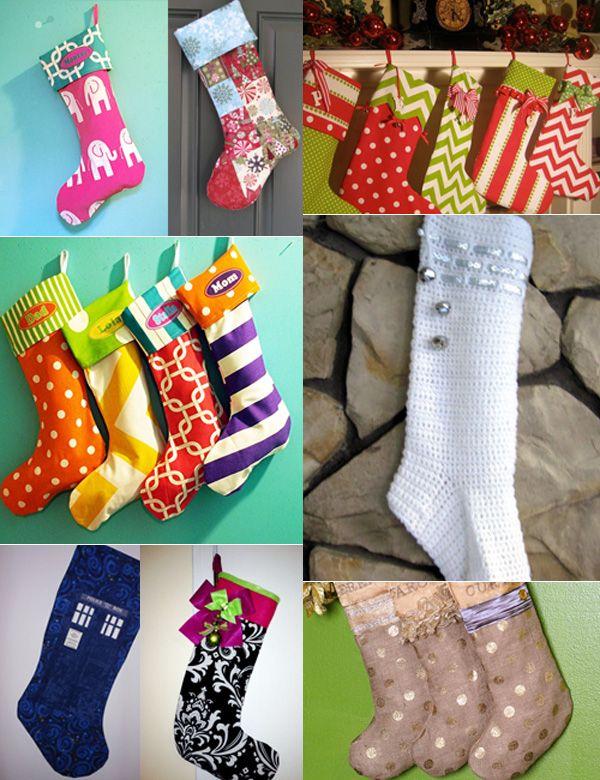 Ideas para los calcetines de navidad navidad christmas - Calcetin de navidad ...