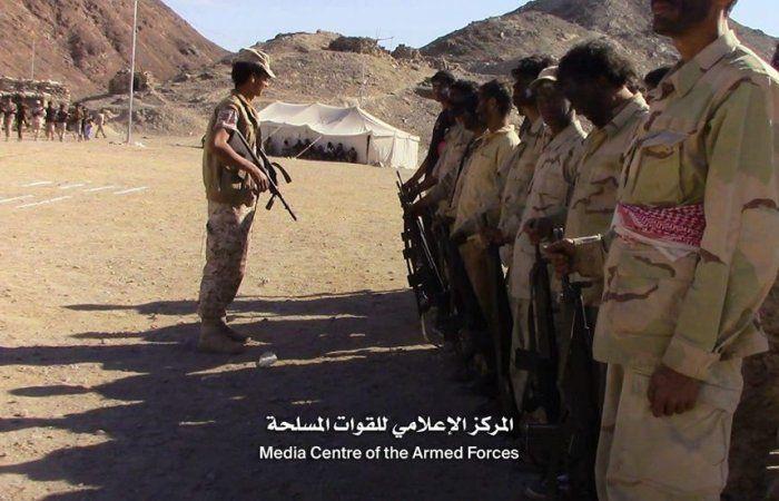 اخبار اليمن اليوم : تخرج أول كتيبتين قوات خاصة من أبناء إب في اللواء 55 مدرع (فيديو + صور)