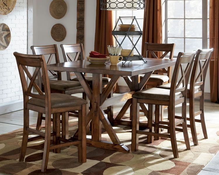 High Quality Solid Wood Dining Room Furniture Stores Chicago ...