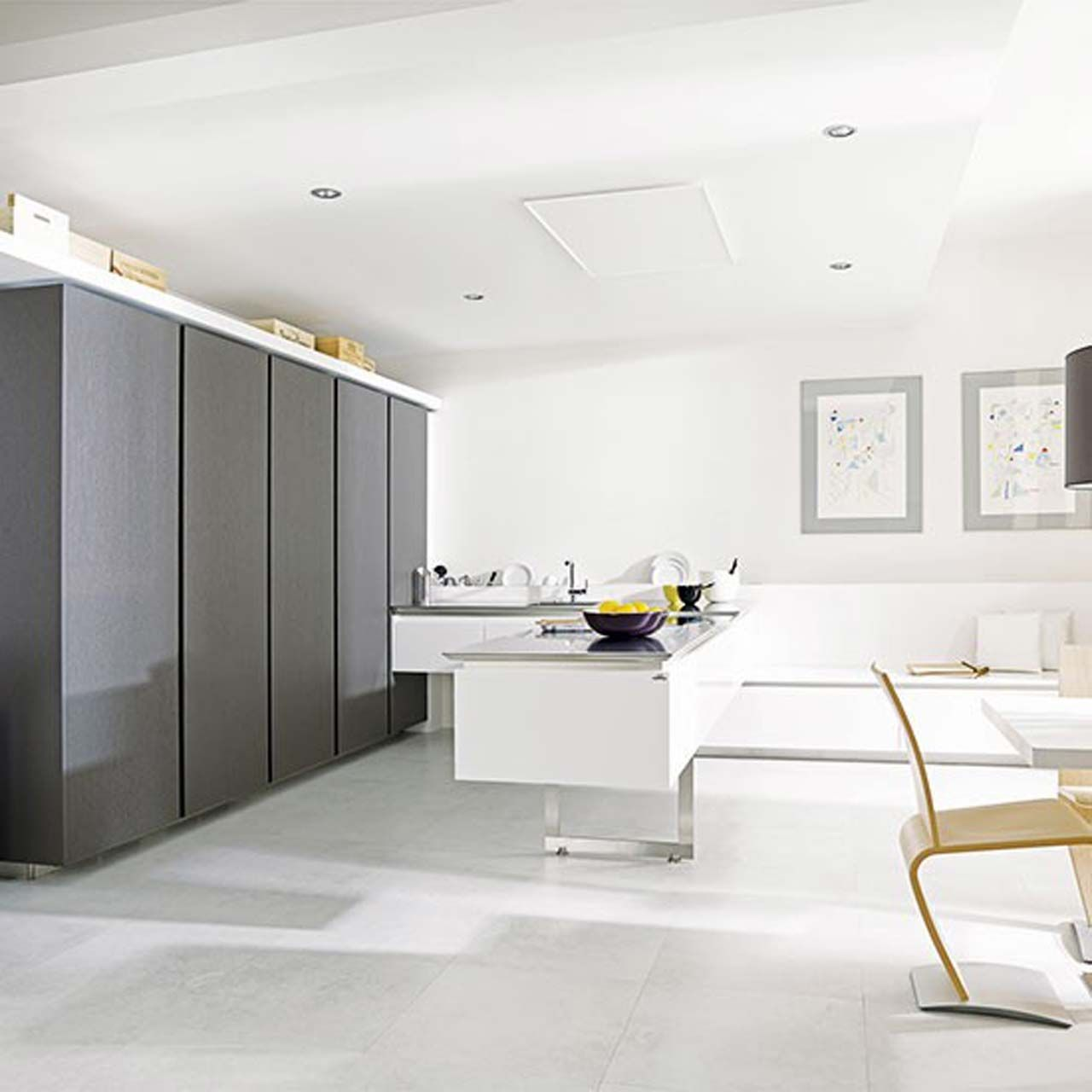 Porcelanosa white kitchen design ideas lookmyhomes