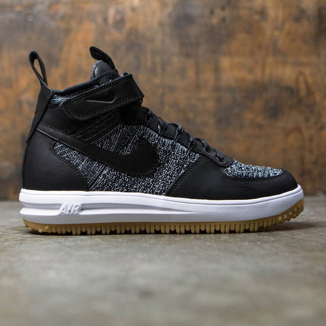 Nike Men Lunar Force 1 - Black/White