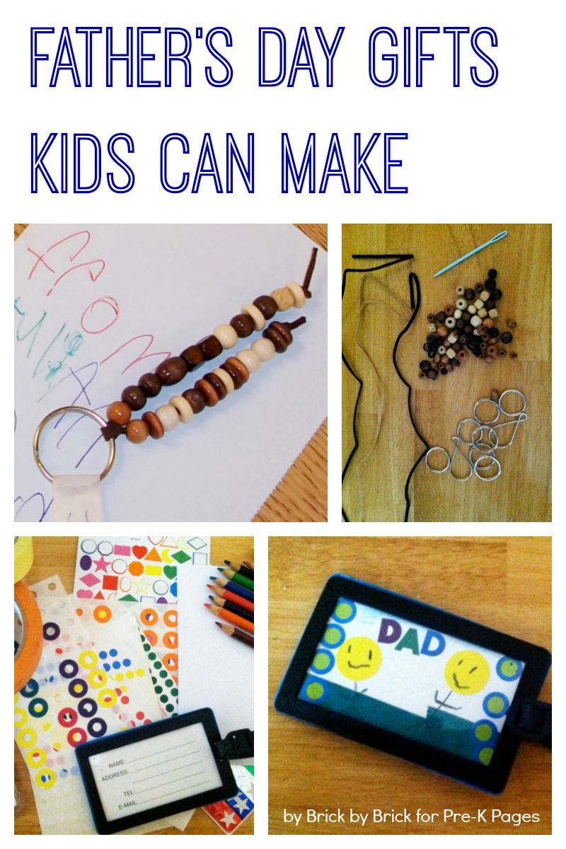 Easy Father's Day Gifts Kids Can Make   Easy father's day ...