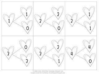 I heart number bonds
