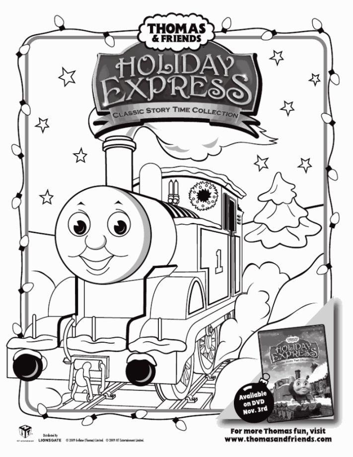 Thomas Coloring Sheet Coloring Sheets Train Coloring Pages