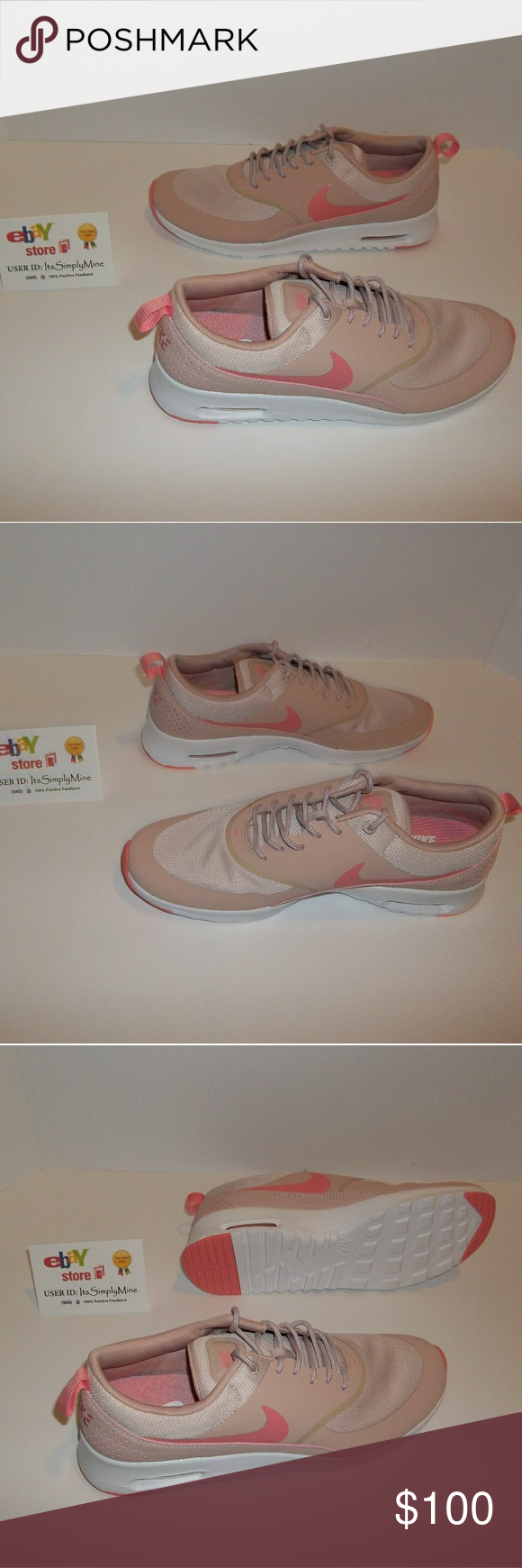 New Women s Nike Air Max Thea – Size 12 New Women s Nike Air Max Thea – 4976d80f565d