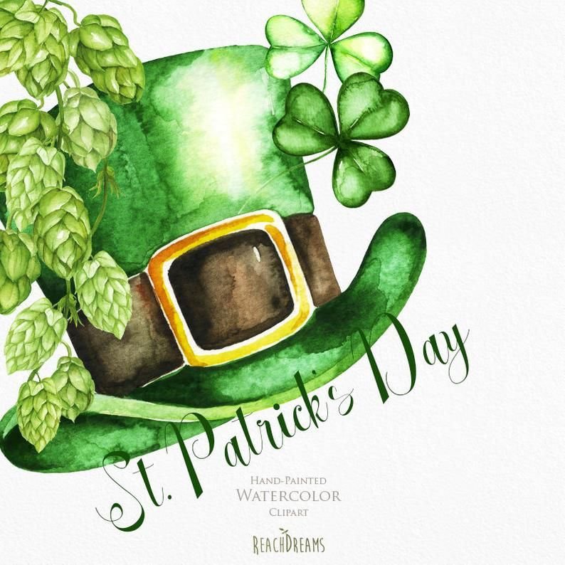 35+ Clipart Of Saint Patty's Day And Shamrocks