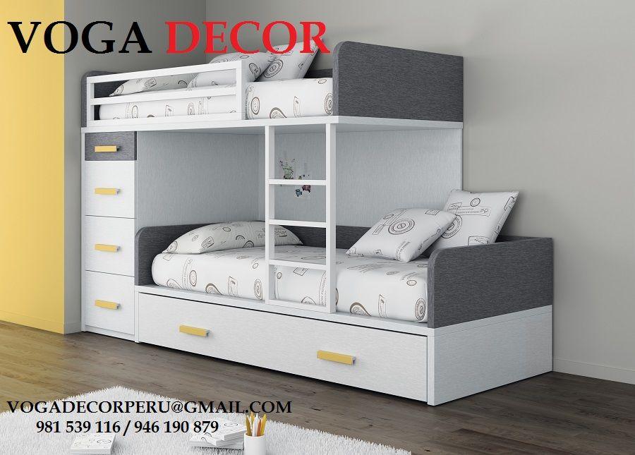 Disfruta en tu hogar de estos dise os modernos en camas y - Fabricar cama abatible ...