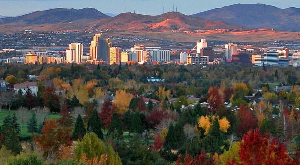 Reno Carson City Make Best Places To Retire List With Images