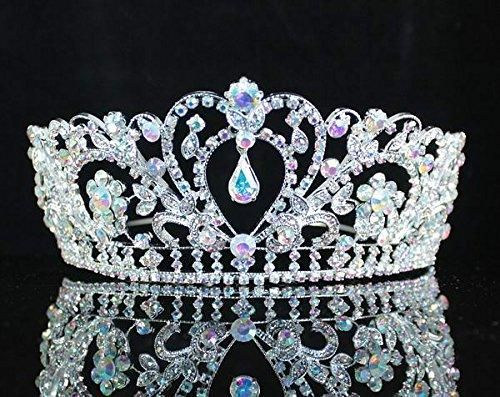 The Penelope... A Beautiful Austrian Crystal Crown/Tiara