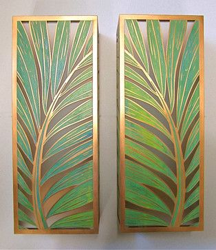 Sconces Tropical Wall
