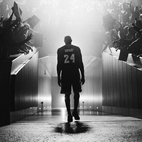 Kobe's last game. Mamba out. A Man Worth A Thousand Suns