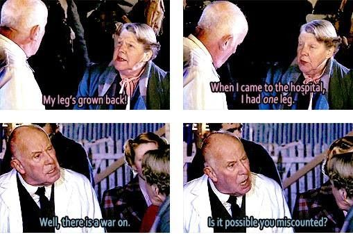 Funny doctor who moment