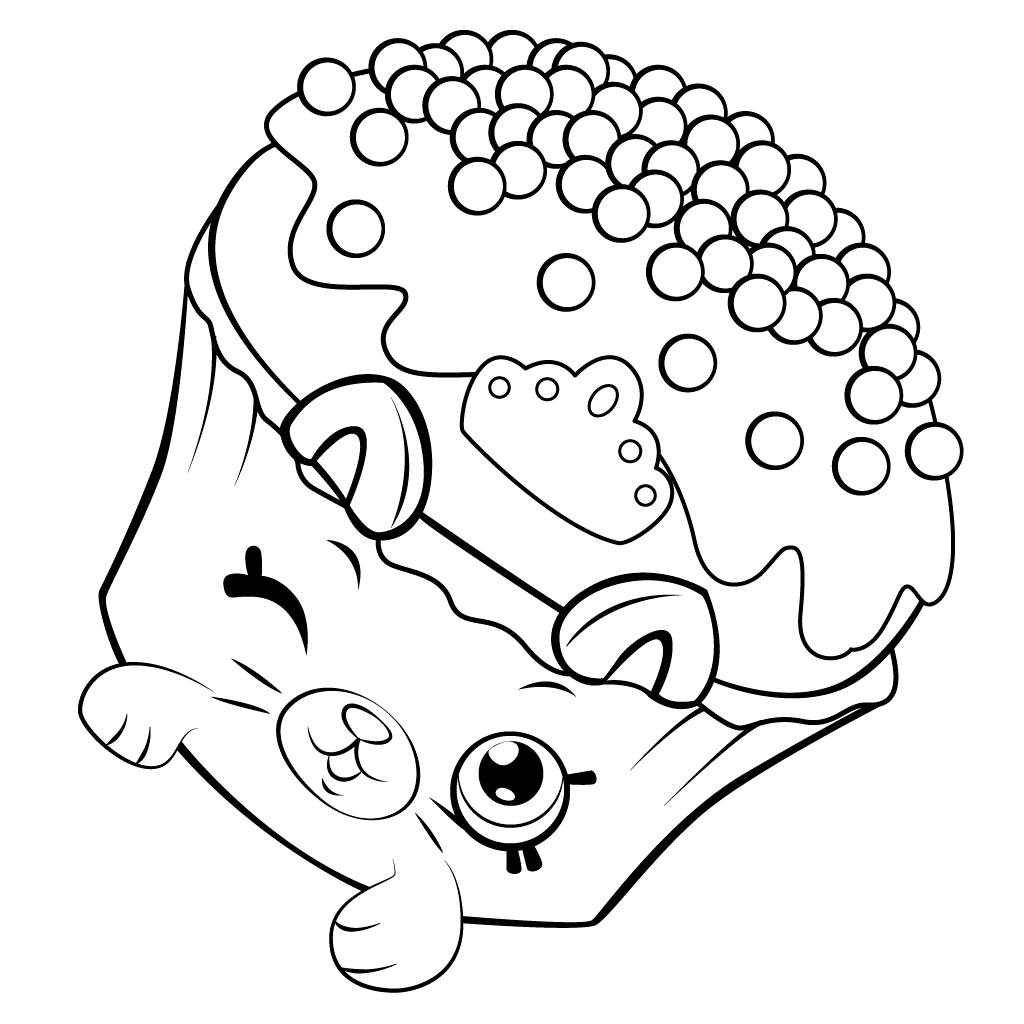 Shopkins Coloring Pages Best Coloring Pages For Kids Shopkin Coloring Pages Cupcake Coloring Pages Unicorn Coloring Pages