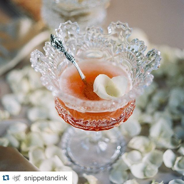 """Thanks to @snippetandink for sharing this image today from an #afghan wedding! ・・・ ""The juice is a sweet juice that's part of #afghan #wedding tradition (called #sharbat or #sharbaat). Its symbolism is to share the sweet waters of life together."" Photo: @coopercarras // Event Planning & Design: @amynicholsse // Venue: #VillaMontalvo #montalvoarts #afghanwedding"" Photo taken by @amynicholsse on Instagram, pinned via the InstaPin iOS App! http://www.instapinapp.com (07/15/2015)"