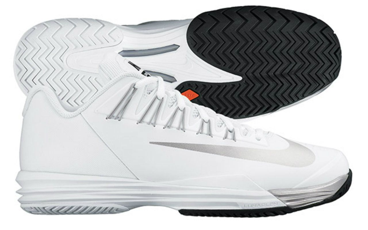 Nike Lunar Ballistec 1.5 Men's Tennis Shoe (100) , Call or Message us to place an order! 330.928.8763 (http://www.towpathtennisshop.com/nike-lunar-ballistec-1-5-mens-tennis-shoe-100/)
