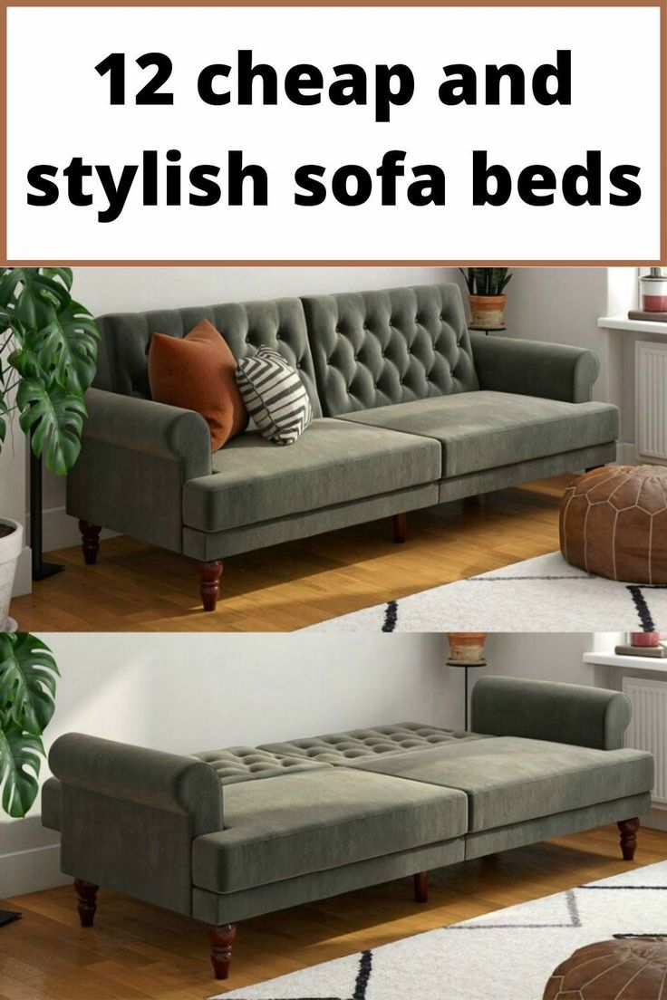 4 cheap and stylish sofa beds, all under $4 in 4  Stylish