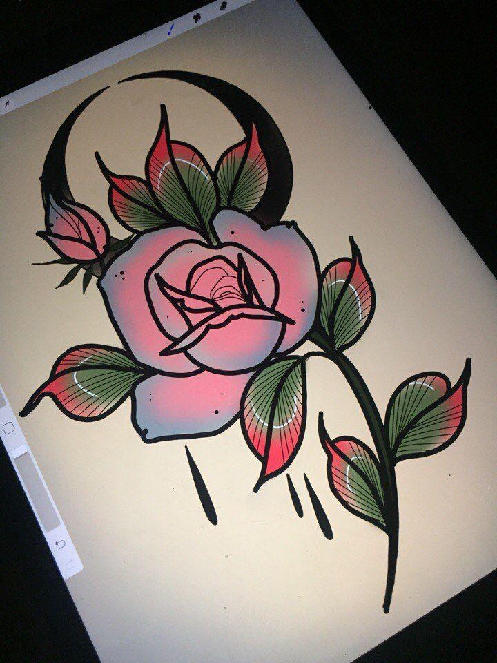 Novosti Traditional Tattoo Sketches Traditional Tattoo Flowers Body Art Tattoos