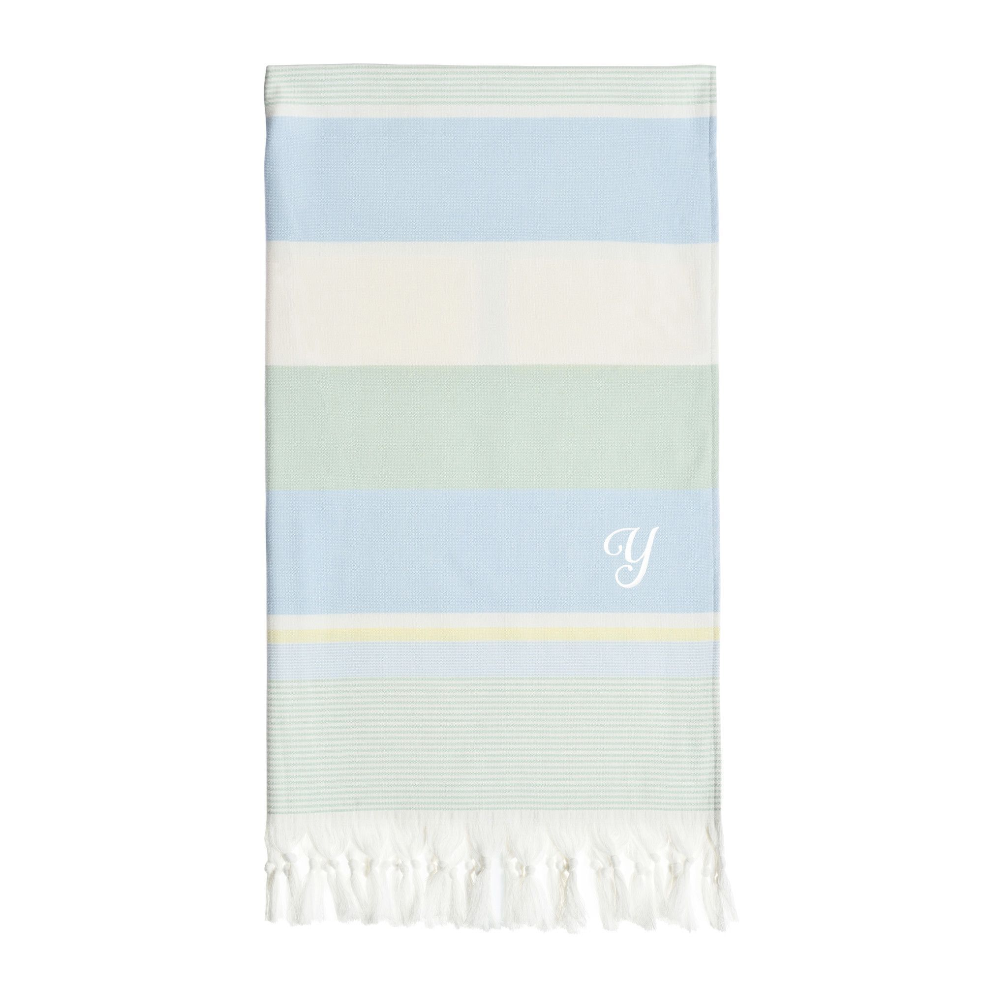Arias 24 Piece 100 Cotton Towel Set Beach Towel Summer Of Love Towel