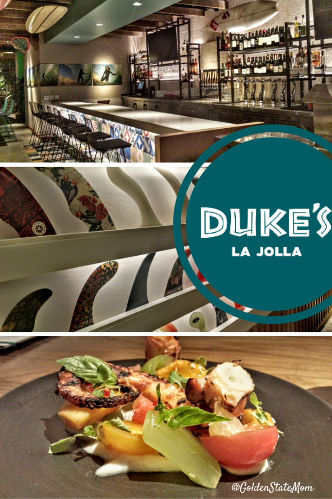 Dukes La Jolla Restaurant Review