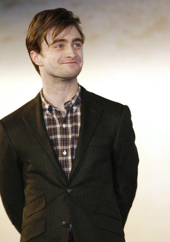 Daniel Radcliffe Die Frau In Schwarz Photocall Munchen 20 01 2012 Daniel Radcliffe Harry Potter Daniel Radcliffe George Weasley