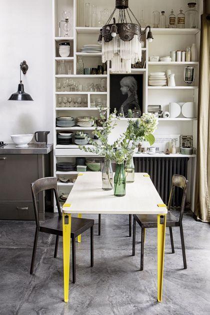 Relooking salle à manger  15 idées déco pour la relooker sans tout