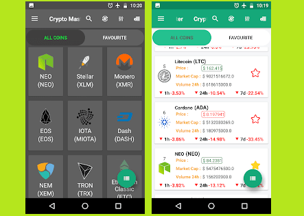 Best cryptocurrency app track prices alerts iphone