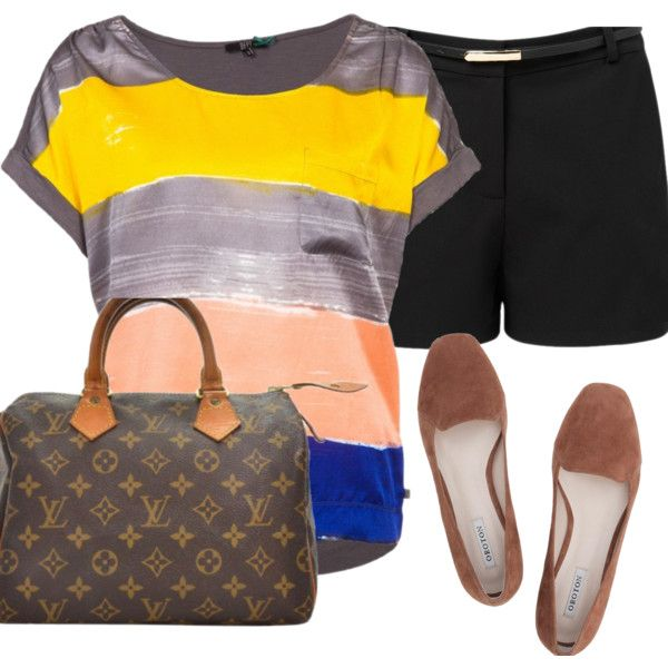 """""""Saturday Afternoons"""" by Maggie Rivero-Gomez on Polyvore"""