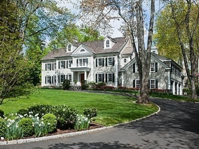 On a Sought After Private, Quiet Lane Virtually Downtown - LuxuryRealEstate.com™    Love the look for this house