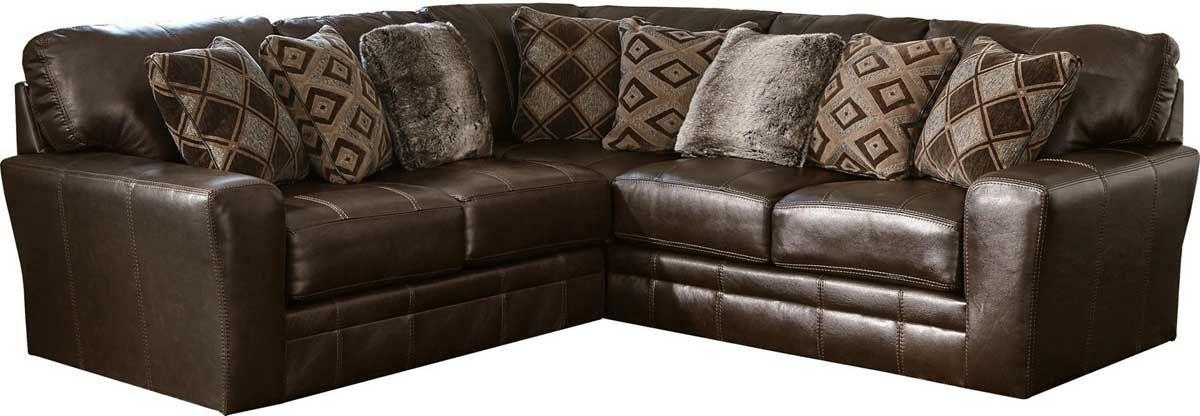Jackson Furniture Denali 3 Piece Left Facing Sectional Sofa In