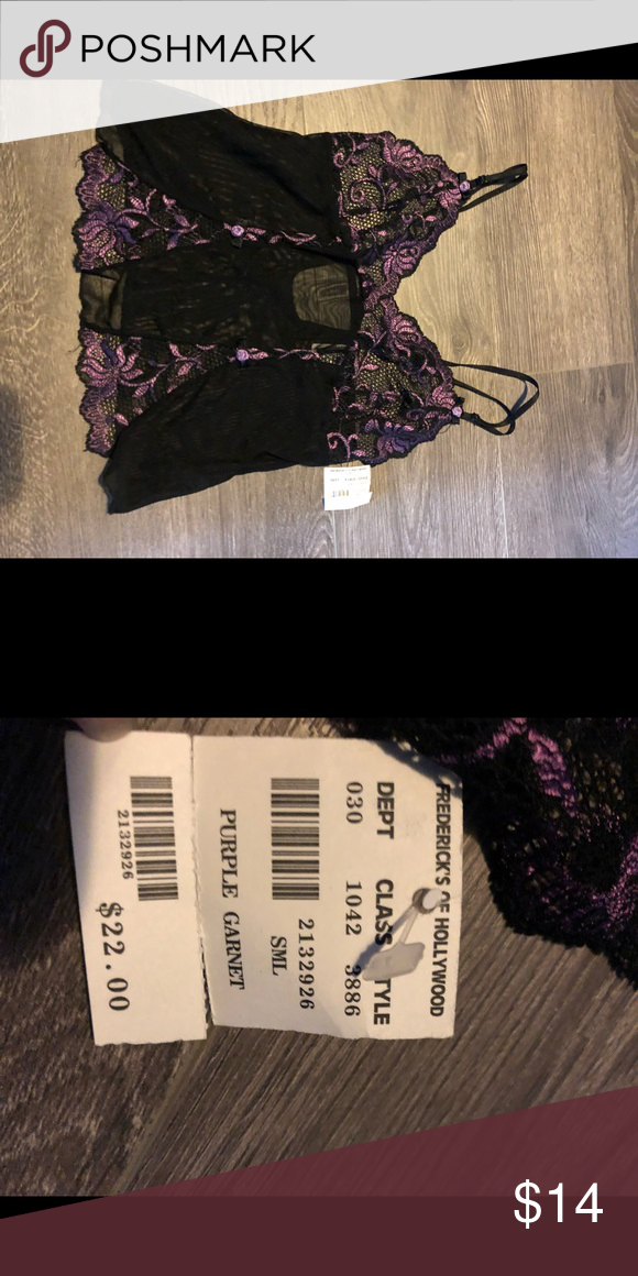 c2b79b3f61a Fredericks Of Hollywood Fredericks Of Hollywood lingerie Still has tags  Frederick s of Hollywood Intimates   Sleepwear