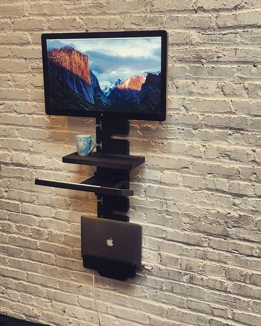 Standcrafted #hpde #standingdesk #kickstarter #moderndesign #minimalist #standcrafted