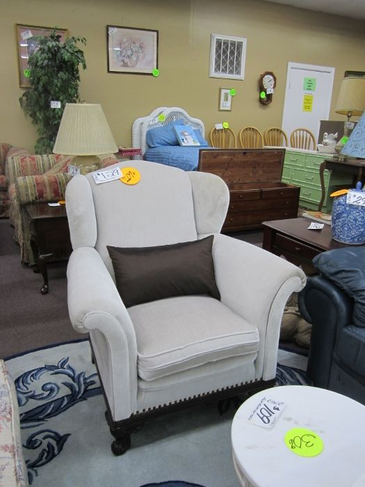 Inventory Marcia's Second Time Around Furniture Store