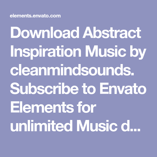 Download abstract cinematic trip hop music by guitarsstate.