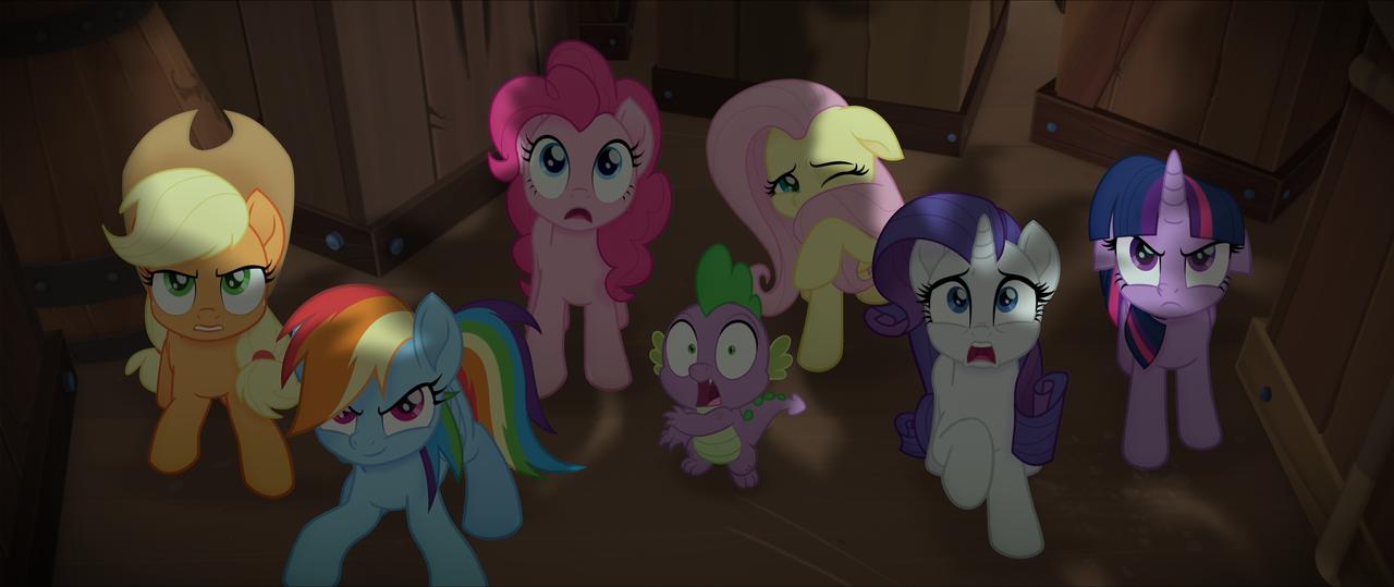 Rainbow Dash (Рэйнбоу Дэш) :: основные персонажи My Little