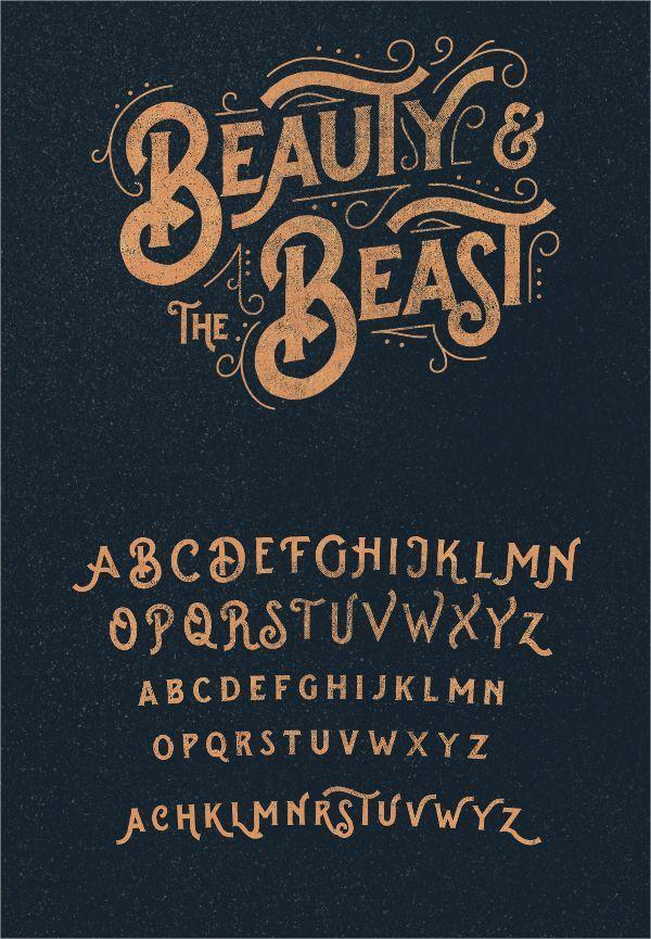 Pin By Bintoro On Note Taking Idears Vintage Fonts Free Lettering Alphabet Lettering Fonts