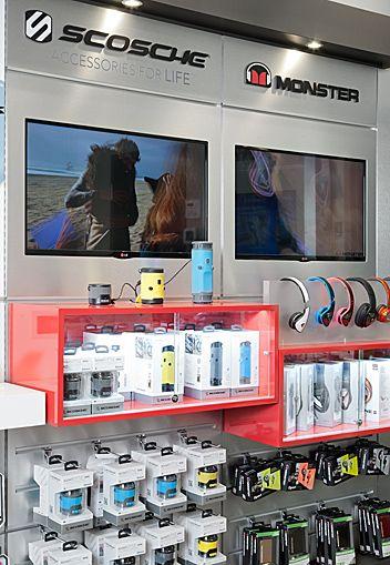 Shop Design Modular Retail System Store Fixtures Retail