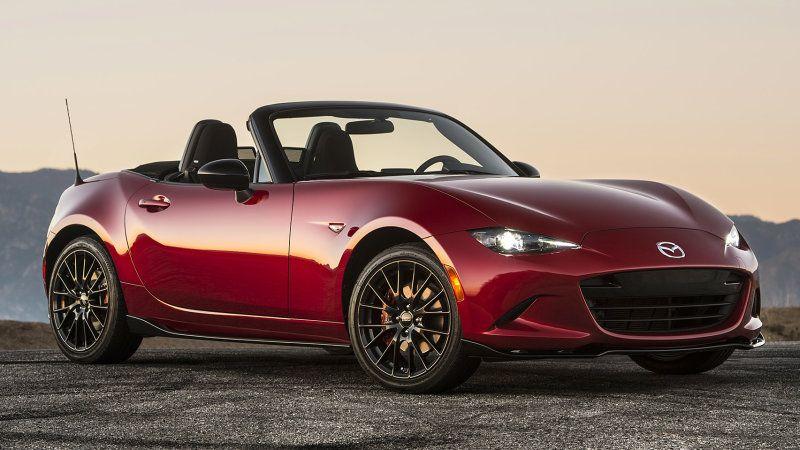 2019 Mazda Mx 5 Miata May Be Getting 181 Hp