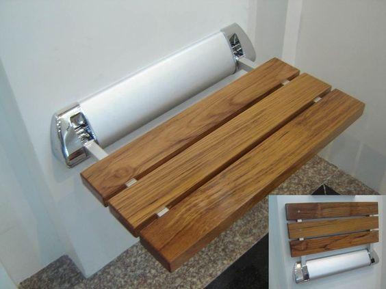 Details about Amerec Steam Bath Generator Teak Wood Shower Seat ...