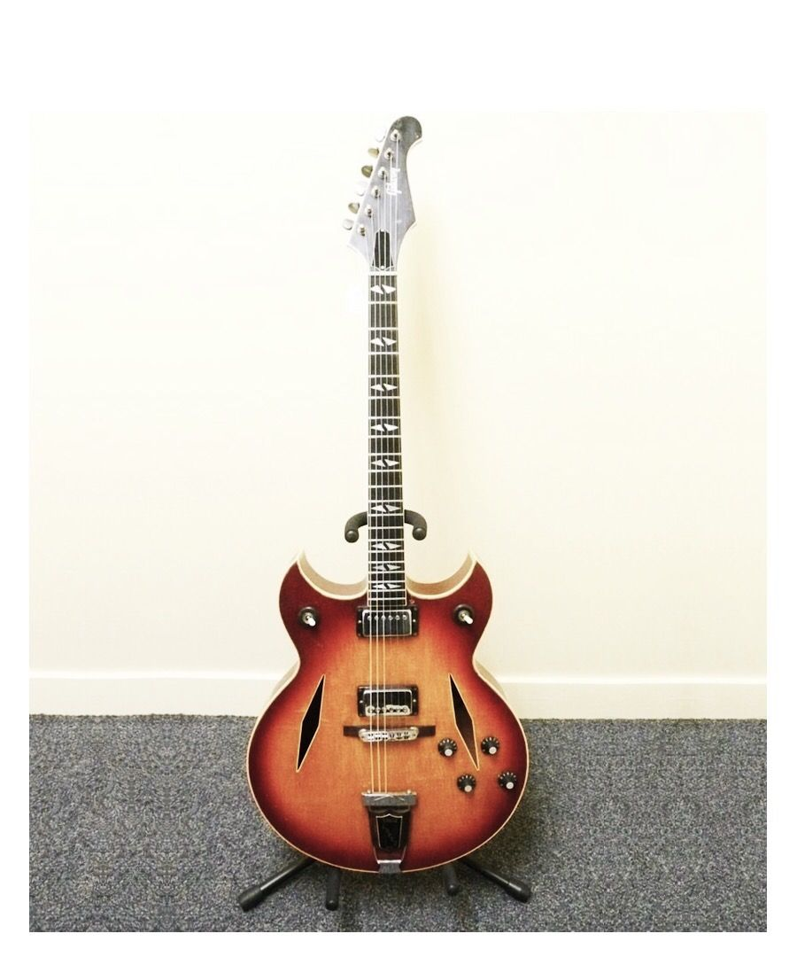 1967 Gibson Trini Lopez Model Gibson And Epiphone Usa Electric
