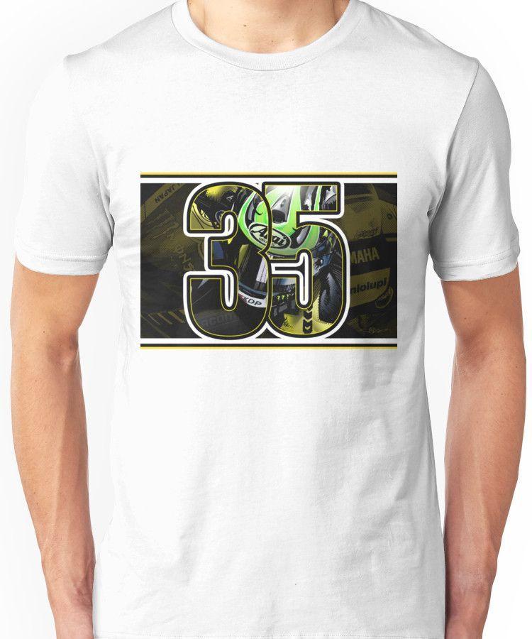 Cal Crutchlow - Monster Tech 3 Yamaha T-Shirt Unisex T-Shirt