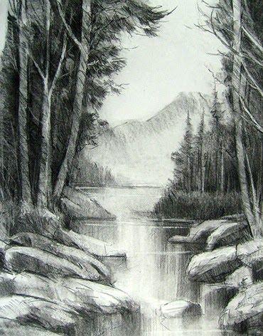 Dibujos con carboncillo blanco en hoja negra buscar con google · charcoal drawingspencil