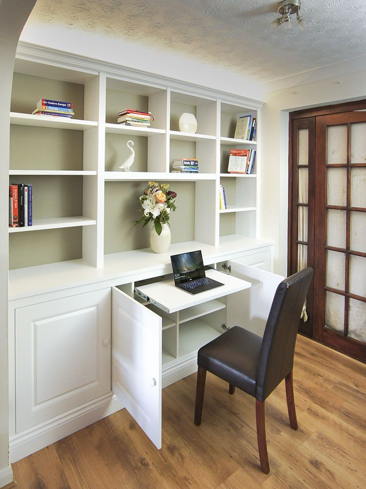 fitted home office furniture built in solutions in 2020