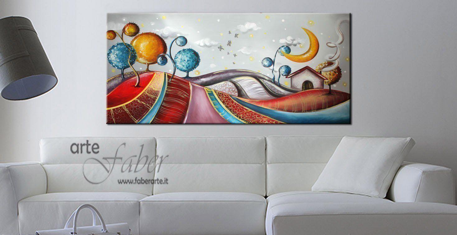 Quadri Moderni Dipinti Dal Design Unico Un Pezzo D Arredo