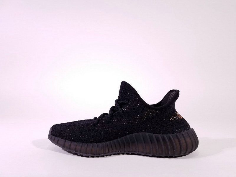 free shipping 90d85 7e778 Cheapest And Latest Authentic 2018 Popular Adidas Yeezy Boost 350 V2  Limited BY1605 Black Orange Run Shoes